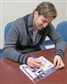 Jhonas Enroth Autographed Buffalo Sabres 8x10 Hockey Photo
