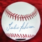 Julio Teheran Autographed Official Major League Baseball (Onyx COA)