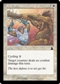 Magic the Gathering Urza's Destiny Single Fend Off Foil