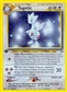 Pokemon Neo Genesis 1st Edition Single Togetic 16/111 - SLIGHT PLAY (SP)