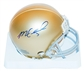 Michael Floyd Autographed Notre Dame Fighting Irish Mini Helmet (JSA)