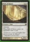 Magic the Gathering Rise of the Eldrazi Single Wall of Omens Foil