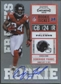 2010 Playoff Contenders #131 Dominique Franks Rookie Autograph