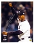 Frank Thomas Autographed Chicago White Sox Celebration 16x20 Photo (Leaf)