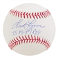Fred Lynn Autographed Official Major League Baseball (Steiner COA)