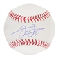 Frank Thomas Autographed Chicago White Sox Official MLB Baseball (Leaf COA)