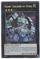 Yu-Gi-Oh Abyss Rising Single Giant Soldier of Steel Secret Rare