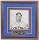 Gil Hodges Autographed & Framed New York Mets Photo (JSA COA)