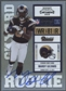 2010 Playoff Contenders #224B Mardy Gilyard Running Rookie Autograph