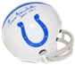 Gino Marchetti Autographed Baltimore Colts Mini Helmet (JSA COA)