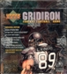 1995 Upper Deck Gridiron Fantasy Football Starter Box