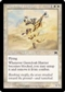 Magic the Gathering Onslaught Single Gustcloak Savior - NEAR MINT (NM)