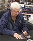 Rick Jeanneret Autographed Buffalo Sabres Talking 8x10 Hockey Photo