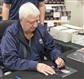 Rick Jeanneret Autographed Buffalo Sabres HOF 8x10 Hockey Photo