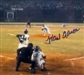 Hank Aaron Atlanta Braves Autographed & Framed 16x20 Photo (Steiner COA)