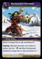 WoW Winter Veil Single Hardpacked Snowball (FWV-01) NM/MT