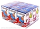 DC HeroClix 10th Anniversary 6-Pack Booster Brick