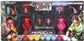 DC HeroClix: War of Light Alternate Color Lantern Pack (Red/Violet)
