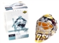 2002/03 Upper Deck Mask Collection Johan Hedberg Penguins Mini Mask