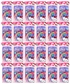 Hello Kitty America the Beautiful Series 2 Blister Pack (2 Packs) (2012 UD) (Lot of 24)