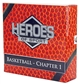 2013/14 Heroes of Sport Basketball Chapter 1 Hobby Box
