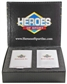 2013 Heroes of Sport Baseball: The Game of Heroes - Chapter 1 Hobby Box