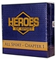 2013 Heroes of Sport: All Sports - Chapter 1 Hobby Case - DACW Live 6 Spot Draft