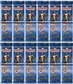 Marvel Iron Man 3 Trading Cards Rack Pack (Upper Deck 2013) (Lot of 12) (360 Cards)!