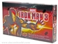 Marvel Iron Man 3 Trading Cards Hobby 12-Box Case (Upper Deck 2013)
