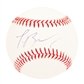 Javier Javy Baez Autographed Official Major League Baseball Onyx COA