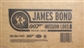 James Bond Mission Logs Trading Cards 12-Box Case (Rittenhouse 2011)