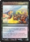 Magic the Gathering Promotional Single Overwhelming Forces Foil (Judge)