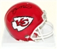 Joe Montana Autographed Kansas City Chiefs Mini Helmet