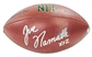 Joe Namath Autographed Wilson Replica Football (GAI COA)