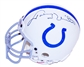 Johnny Unitas Autographed Baltimore Colts Authentic Mini Helmet (Mounted Memories)