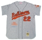 Jim Palmer Autographed Authentic Baltimore Orioles Throwback Stat Jersey