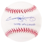 Jimmy Rollins Autographed Philadelphia Phillies 2008 World Series Baseball