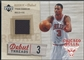2005/06 Upper Deck Rookie Debut #TC Tyson Chandler Debut Threads Rookie Jersey