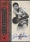 2006/07 Chronology #44 Jerry Sloan Gold Auto #07/10