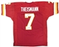 Joe Theismann Autographed Washington Redskins Jersey (AAA COA)