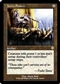 Magic the Gathering Invasion Single Juntu Stakes Foil