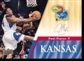 2013 Upper Deck The University of Kansas Basketball Hobby Box