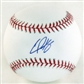 Casey Kelly Autographed Official Major League Baseball (MLB Authentic)