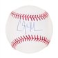 Clayton Kershaw Autographed LA Dodgers Official MLB Baseball (Steiner & MLB COA's)