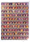 2008/09 Upper Deck MVP Kobe Bryant 100 Card Set Uncut Sheet - RARE!