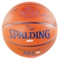 Kobe Bryant - Shaquille O'Neal Autographed Official Basketball Limited #/201 (UDA COA)