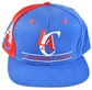 Los Angeles Clippers Adidas Blue Snapback Adjustable Hat (Adult One Size Fits All)