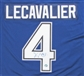 Vincent Lecavalier Autographed Tampa Bay Lightning Hockey Jersey