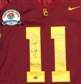 Matt Leinart Autographed USC Maroon Nike Football Jersey w/ Rose Bowl Patch