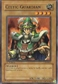 Yu-Gi-Oh BEWD 1st Ed. Single Celtic Guardian Super Rare (LOB-007)